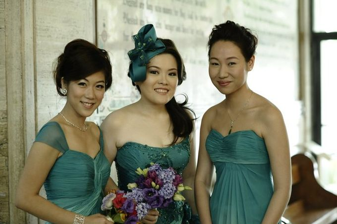 BRIDAL ENTOURAGE by Peter Lim - 004