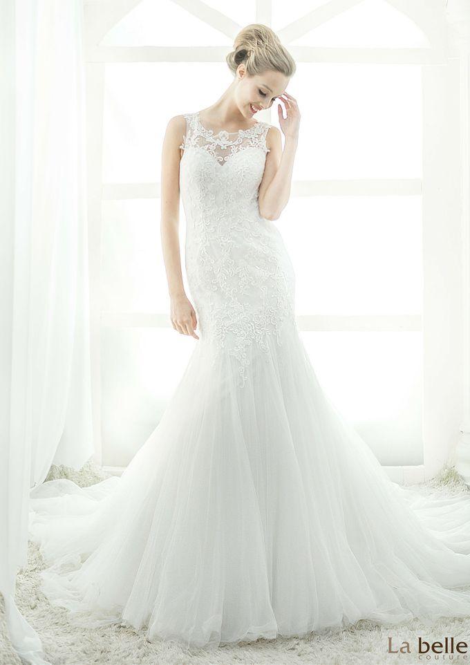 Bridal Gown Collection 2015: Legends by La Belle Couture Weddings Pte Ltd - 004