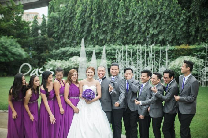Wedding of Rahnel and Camille by Love And Other Theories - 013
