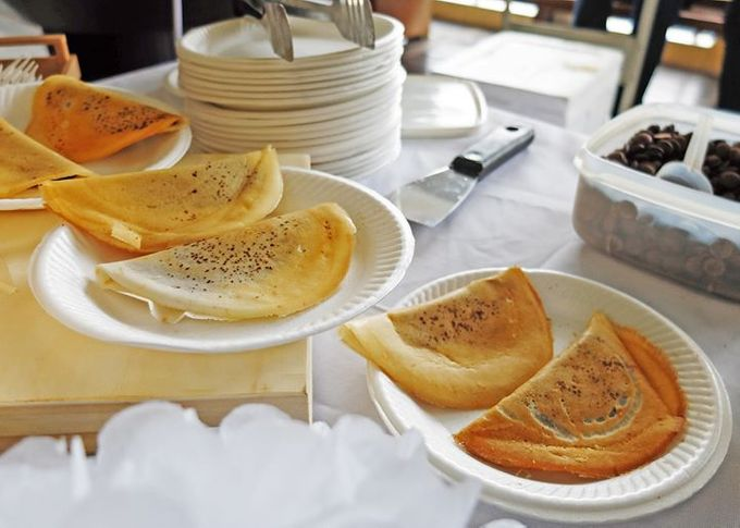 Pancake live station by Sunlife Pastries - 012
