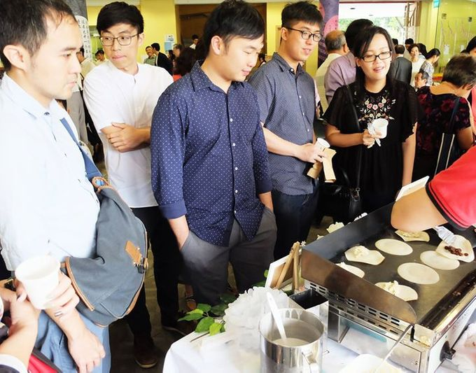 Pancake live station by Sunlife Pastries - 024