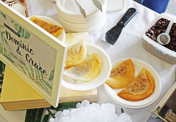 Pancake live station by Sunlife Pastries - 019