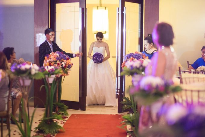 Wedding of Rahnel and Camille by Love And Other Theories - 022