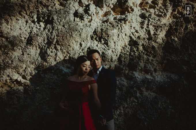 Kevin & Jocelyn Prewedding by Bernardo Pictura - 030