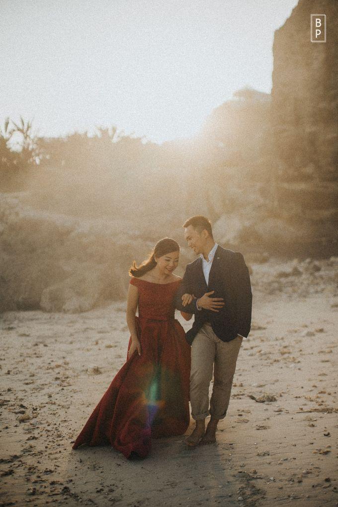 Kevin & Jocelyn Prewedding by Bernardo Pictura - 032