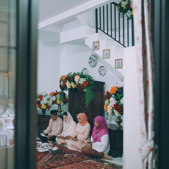 Yayas & Nosa Wedding by Adhyakti Wedding Planner & Organizer - 004