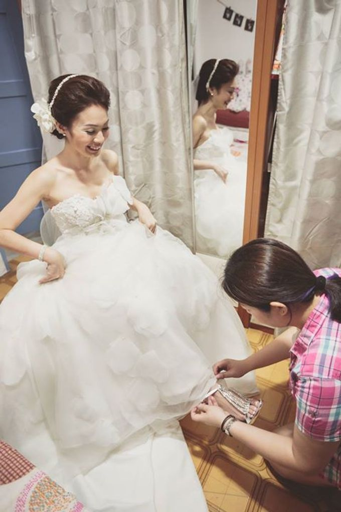 The Wedding of Leslie & Adelynn by Moments By Rendy - 003