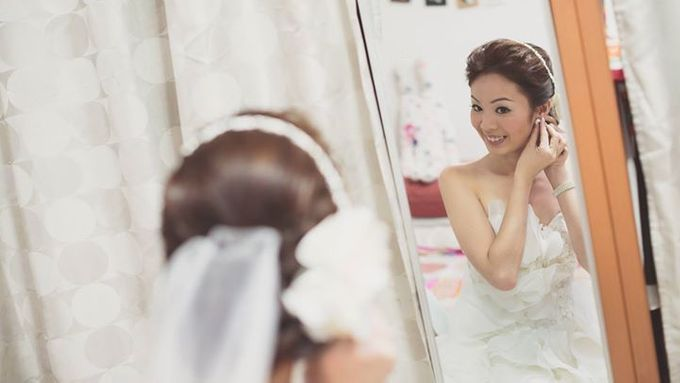 The Wedding of Leslie & Adelynn by Moments By Rendy - 004
