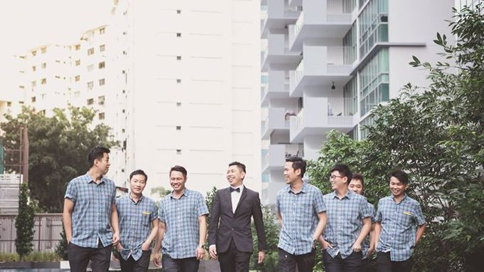 The Wedding of Leslie & Adelynn by Moments By Rendy - 021