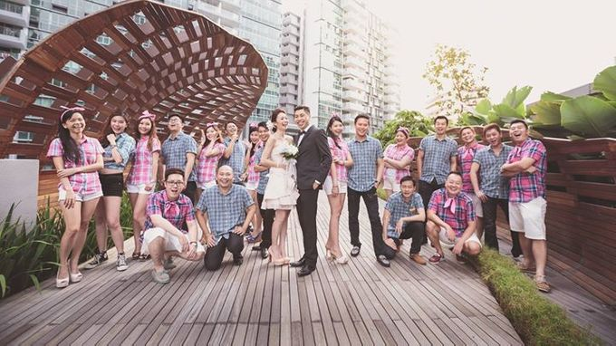 The Wedding of Leslie & Adelynn by Moments By Rendy - 022