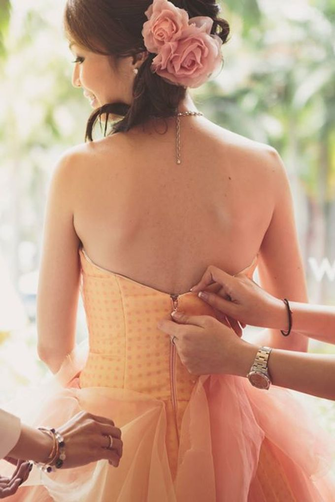 The Wedding of Leslie & Adelynn by Moments By Rendy - 026