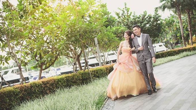 The Wedding of Leslie & Adelynn by Moments By Rendy - 028