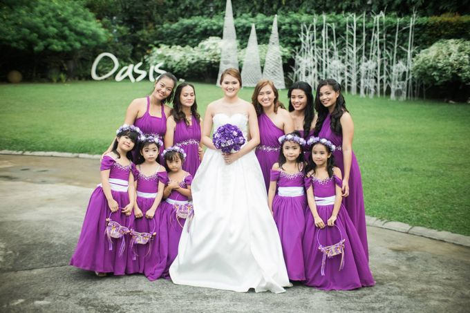 Wedding of Rahnel and Camille by Love And Other Theories - 036