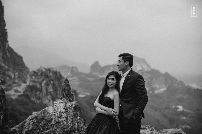 Leo & Candola Prewedding by Bernardo Pictura - 007