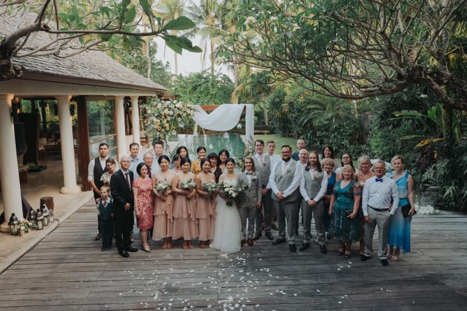 Intimate Wedding in Canggu by Silverdust Decoration - 035