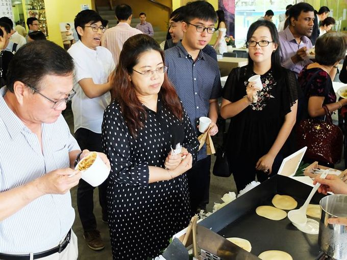 Pancake live station by Sunlife Pastries - 030
