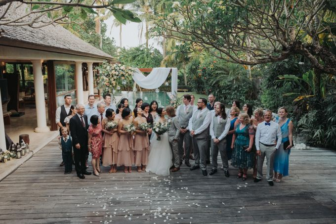 Intimate Wedding in Canggu by Silverdust Decoration - 036