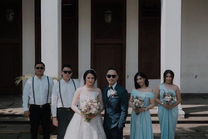 Wedding of Adrian & Ivanny by Megautari Anjani - 002