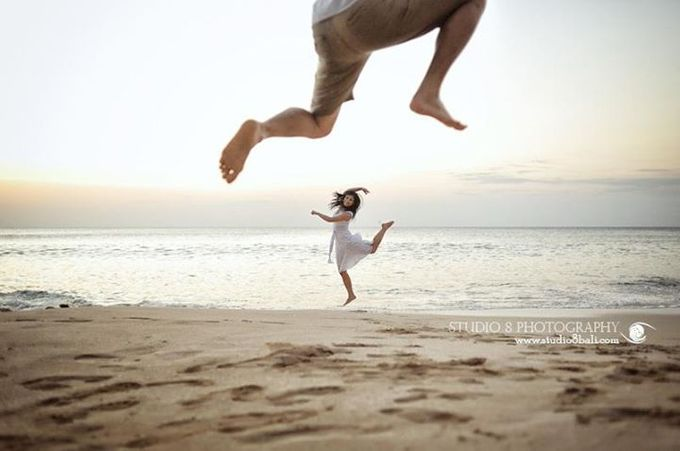 Prewedding - Evan & Shirley by Studio 8 Bali Photography - 043