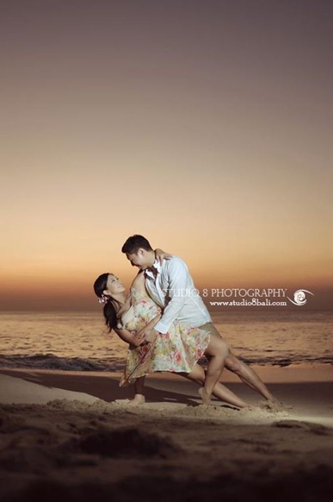Prewedding - Evan & Shirley by Studio 8 Bali Photography - 035