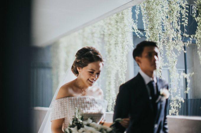 The Wedding of Erika & Satya by Bernardo Pictura - 019