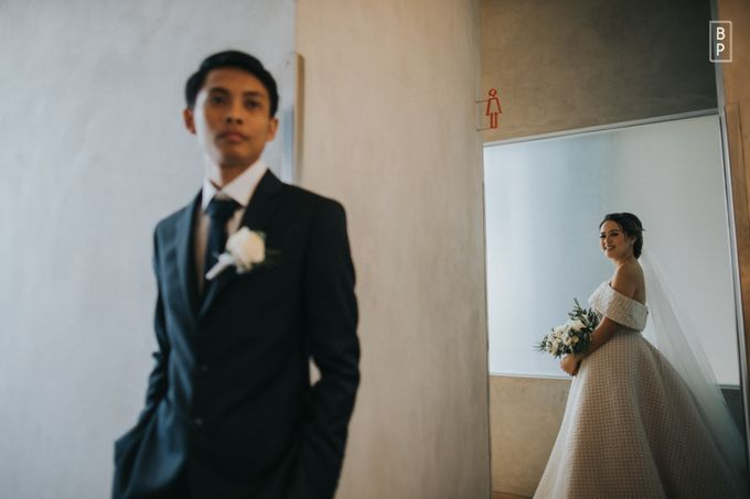 Satya & Erika Wedding by Bernardo Pictura - 009