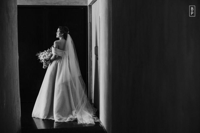 Satya & Erika Wedding by Bernardo Pictura - 010