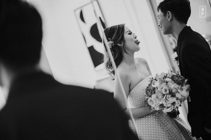 Satya & Erika Wedding by Bernardo Pictura - 013