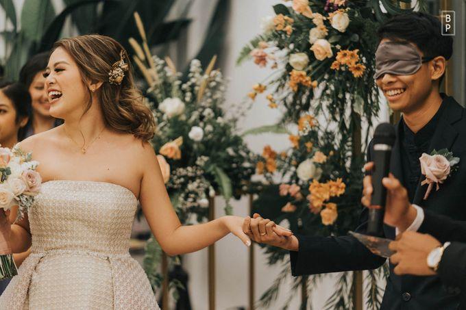 The Wedding of Erika & Satya by Bernardo Pictura - 037