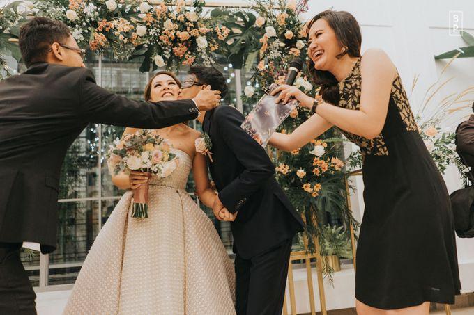 The Wedding of Erika & Satya by Bernardo Pictura - 038