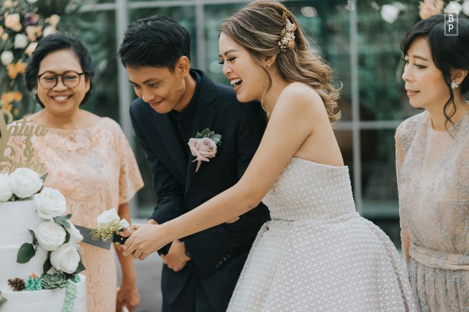 The Wedding of Erika & Satya by Bernardo Pictura - 040
