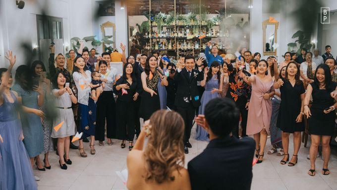 The Wedding of Erika & Satya by Bernardo Pictura - 044