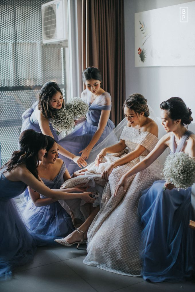 The Wedding of Erika & Satya by Bernardo Pictura - 006