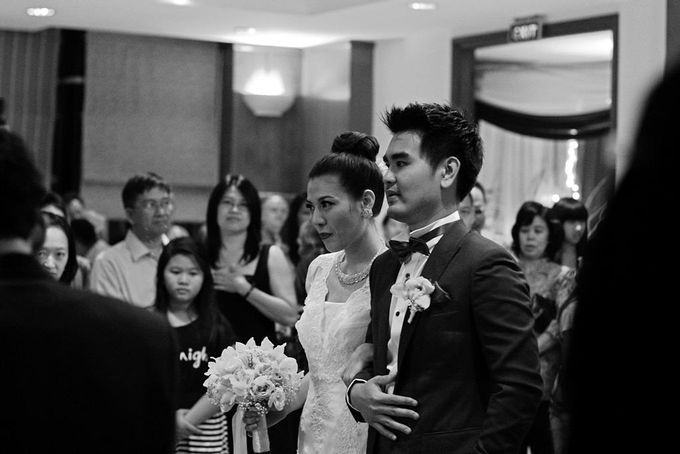 Wedding of Bagus & Christine by Photobooth Eternal - 005