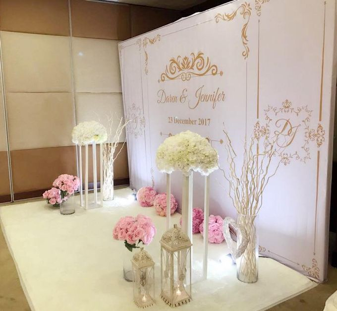 Kuala Lumpur Wedding Decorations by MEB Entertainments - 006