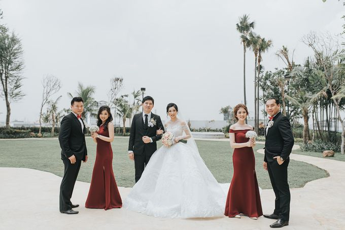 Wedding Of  Steven & Kristie Part 1 by My Day Photostory - 050