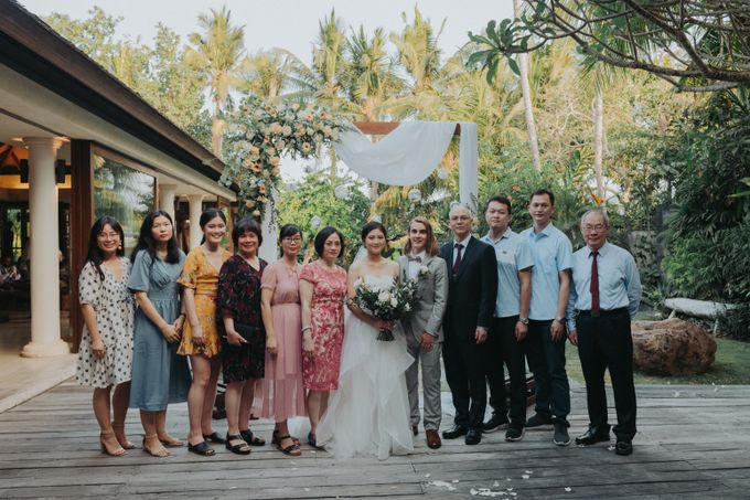 Intimate Wedding in Canggu by Silverdust Decoration - 038
