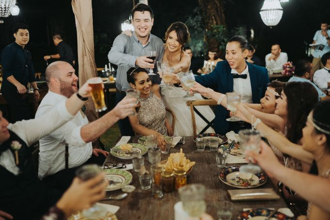 Wedding Inesh & Adrian by Eat Company - 016
