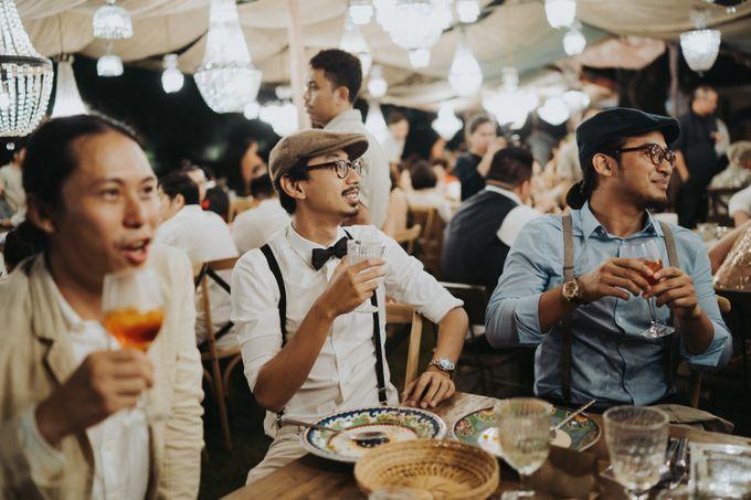 Wedding Inesh & Adrian by Eat Company - 014