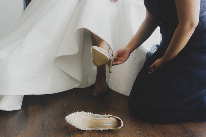 THE WEDDING OF DIAN & AGUS by ODDY PRANATHA - 008