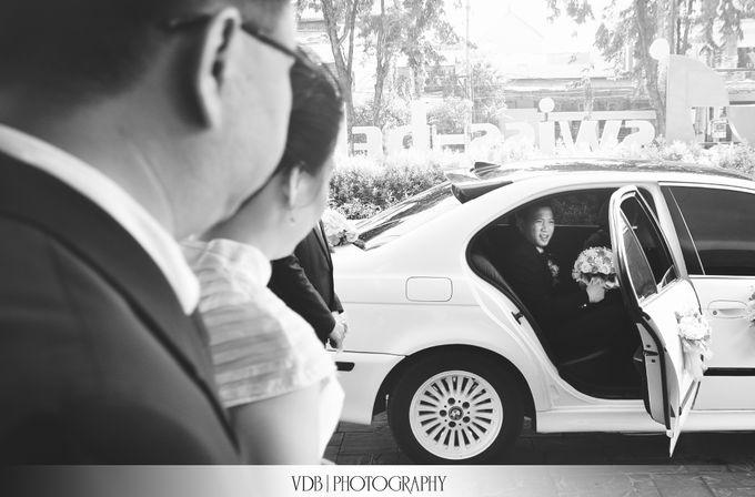 [Wedding Day] Rio & Winnie by VDB Photography - 029