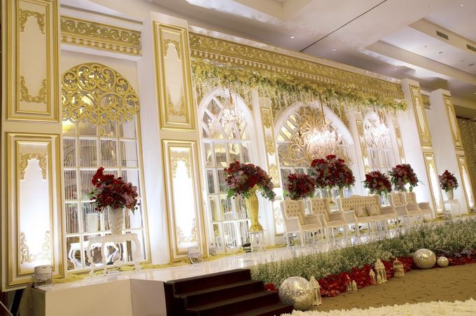 Wedding of Rendy & Fransisca by The Palms Ballroom - 016