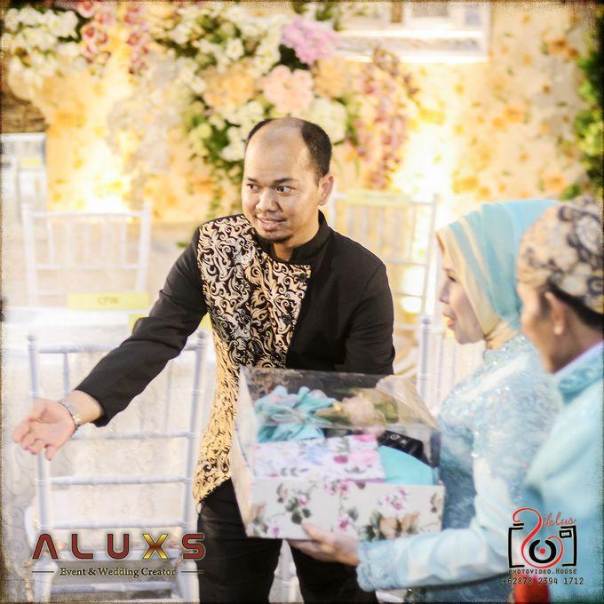 The Wedding of Santa & Khresna by Alux's Event & Wedding Creator - 026