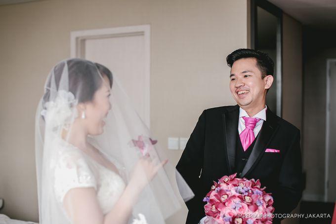 Yohanes & Vhina Wedding by Imperial Photography Jakarta - 025