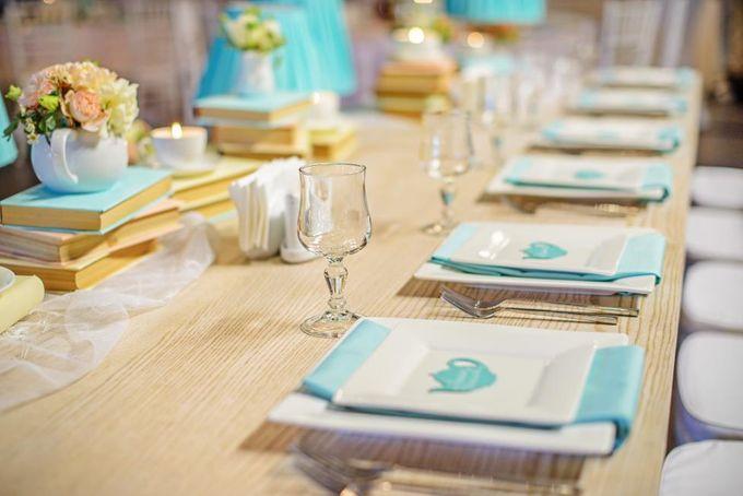 Tiffany Wedding by Caramel Events - 025