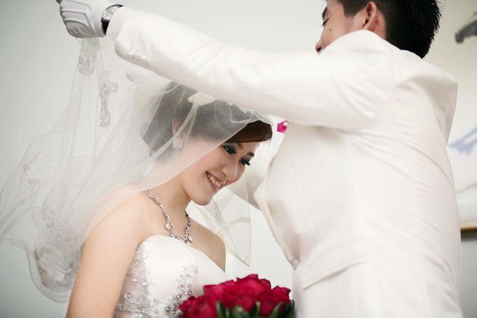 Fery & Nova - Wedding Day by HD Photography - 016