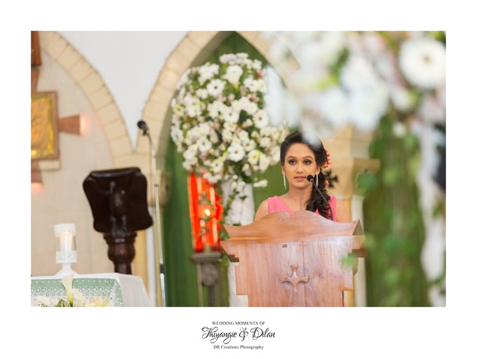 Wedding of Thiyangie & Dilan by DR Creations - 025