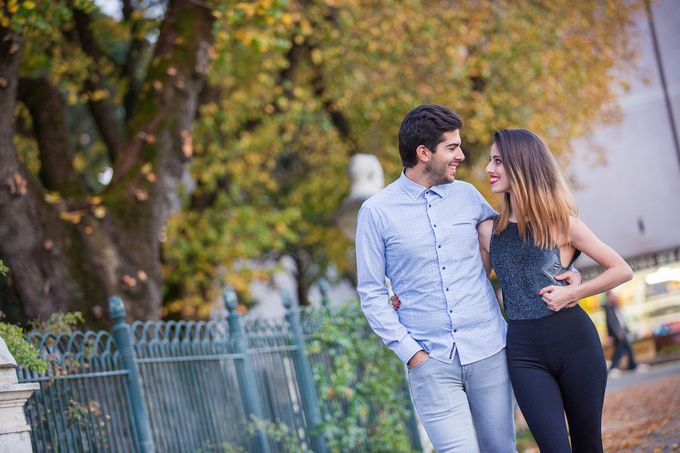 Engagement of Benedetta & Manolo by DR Creations - 019