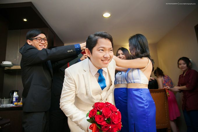 Elit Condro and Fransisca - wedding by HD Photography - 013