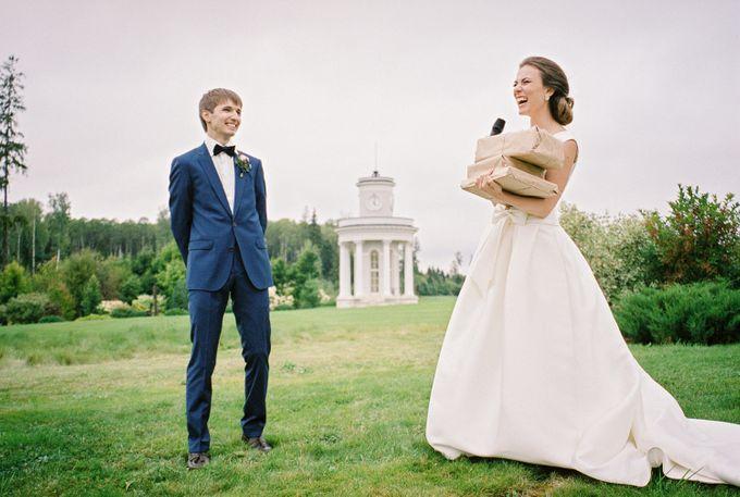 Golf club wedding for Nikolay and Kristina by BMWedding - 025